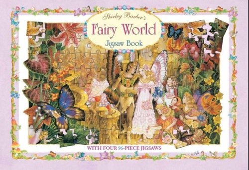 9781741782585: Shirley Barber Fairy World Jigsaw Book