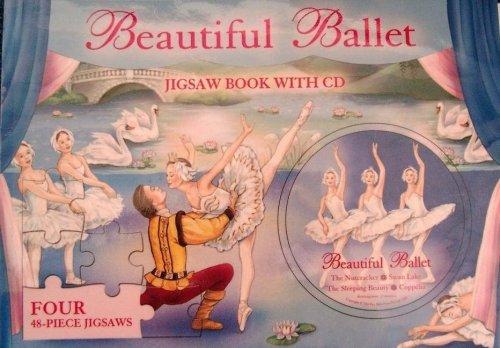 Beautiful Ballerinas Jigsaw Book (Jigsaw Book With CD)