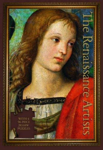 9781741783360: Renaissance Artists Deluxe Jigsaw Book