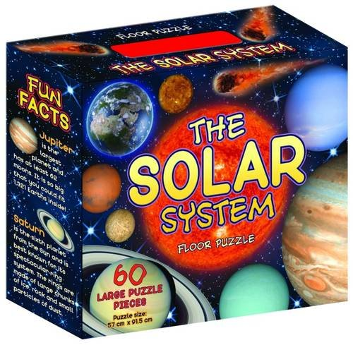 9781741784732: The Solar System Floor Puzzle