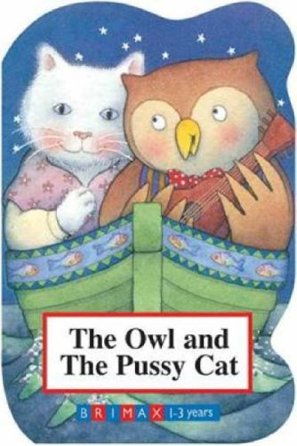 9781741785159: The Owl and the Pussy Cat (Brimax 1-3 Years)