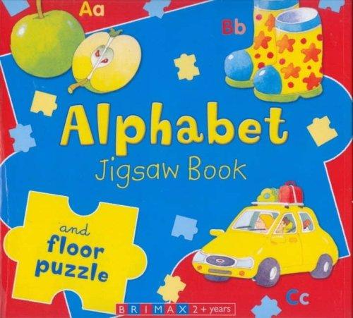 9781741786156: Alphabet Jigsaw Book