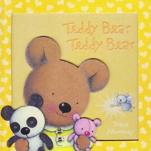 9781741788501: 3D Board Book Teddy Bear Teddy Bear