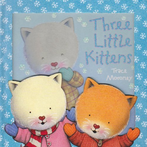3D Board Book Three Little Kittens