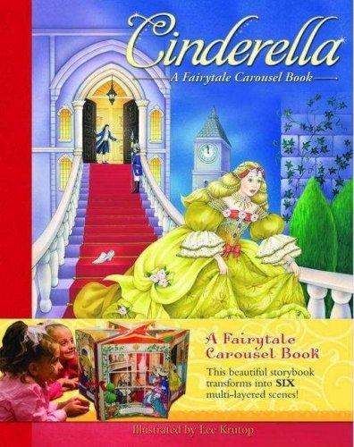 Cinderella Carousel Book: Lee Krutop