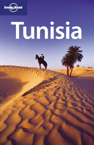 Lonely Planet Tunisia (Travel Guide): Emilie Filou