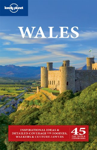9781741790030: Wales 4 (Country Regional Guides)