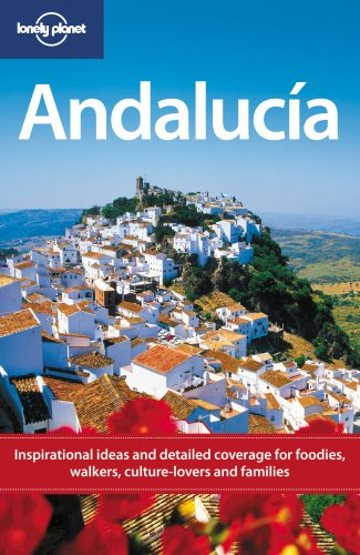 9781741790122: Andalucía (inglés) (Lonely Planet Country & Regional Guides)