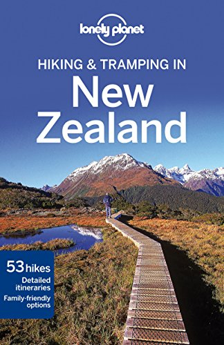 9781741790177: Lonely Planet Hiking & Tramping in New Zealand (Travel Guide)