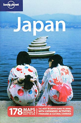 Lonely Planet Japan (Country Travel Guide): Chris Rowthorn, Andrew Bender, Matthew D. Firestone, ...