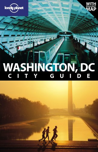 9781741790450: Lonely Planet Washington, DC: City Guide [Lingua Inglese]