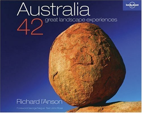 9781741790566: Lonely Planet Australia: 42 Great Landscape Experiences (General Pictorial)