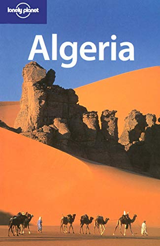 9781741790993: Lonely Planet Algeria (Country Guide)
