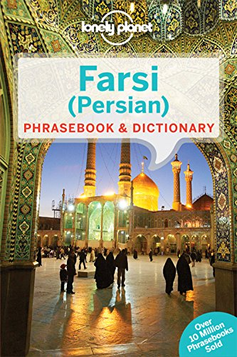 9781741791341: Lonely Planet Farsi (Persian) Phrasebook & Dictionary