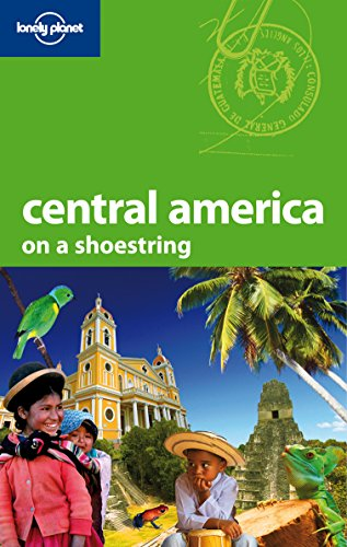9781741791471: Central America on a shoestring 7 (City guide)