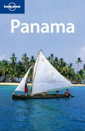 9781741791549: Lonely Planet Panama (Country Travel Guide)