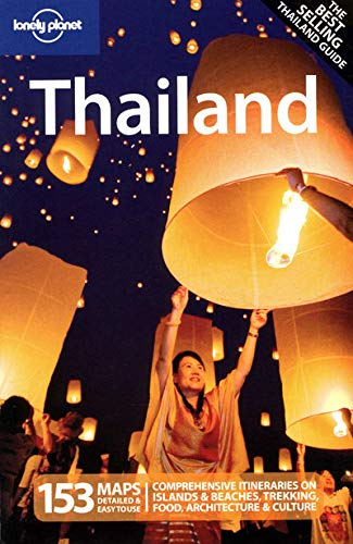 9781741791570: Thailand (Lonely Planet Country Guides)