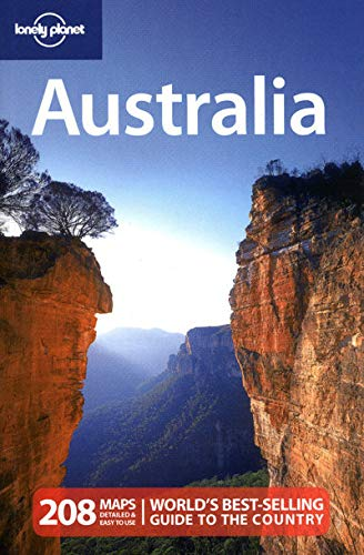 Lonely Planet Australia (Country Travel Guide): Justine Vaisutis, Lindsay