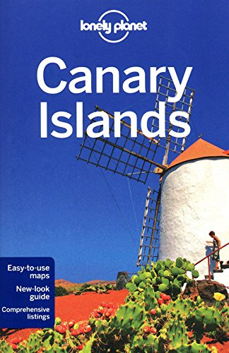 9781741791648: Lonely Planet Canary Islands (Travel Guide)