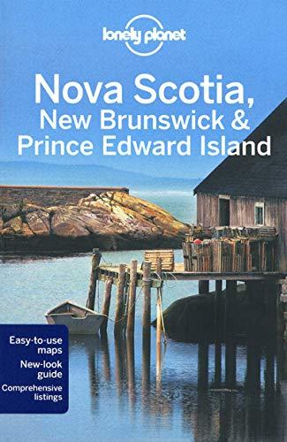 Nova Scotia, New Brunswick & Prince Edward: Celeste Brash; Emily