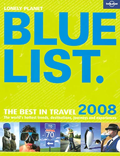 9781741791952: The Lonely Planet Bluelist 2008 (Lonely Planet General Reference)