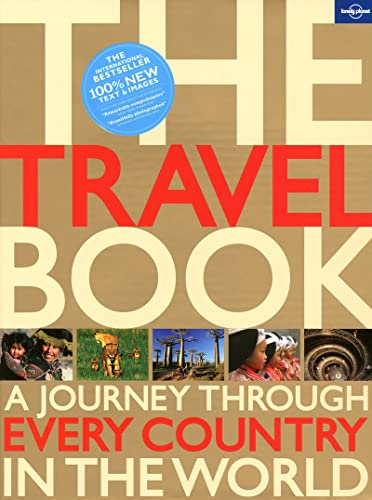 9781741792119: The Travel Book: A Journey Through Every Country in the World (Lonely Planet Travel Book)