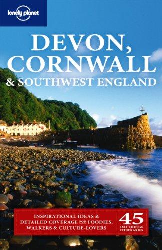 9781741792195 Lonely Planet Devon Cornwall Southwest England