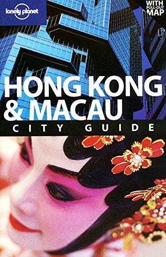 9781741792256: Hong Kong & Macau (inglés) (City guide)