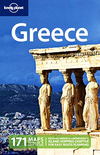 9781741792287: Lonely Planet Greece (Country Travel Guide)