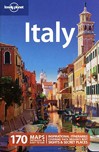 Lonely Planet Italy (Country Travel Guide): Damien Simonis; Alison