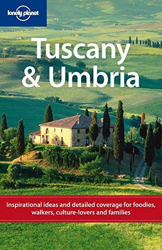 Lonely Planet Tuscany & Umbria (Regional Travel: Virginia Maxwell, Alex