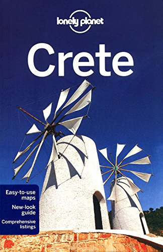 9781741792324: Lonely Planet Crete (Travel Guide)