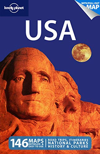 9781741792355: Lonely Planet USA (Country Travel Guide)