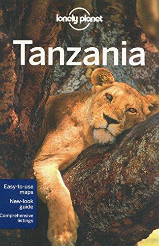 9781741792829: Tanzania (inglés) (Travel Guide)