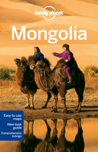 9781741793178: Mongolia 6 (inglés) (Country Regional Guides)