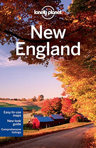 9781741793185: Lonely Planet New England