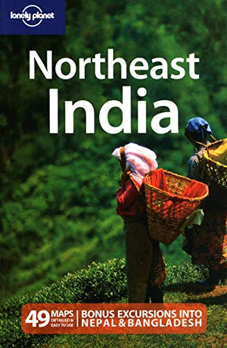 9781741793192: NORTHEAST INDIA 2ED -ANGLAIS-