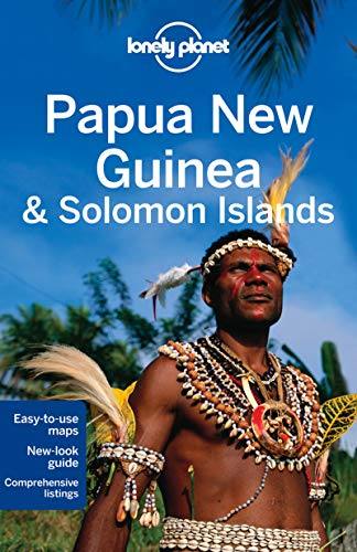 9781741793215: Lonely Planet Papua New Guinea & Solomon Islands (Travel Guide)
