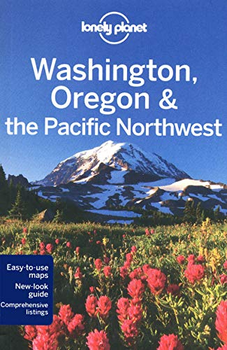 9781741793291: Lonely Planet Washington, Oregon & the Pacific Northwest (Travel Guide)