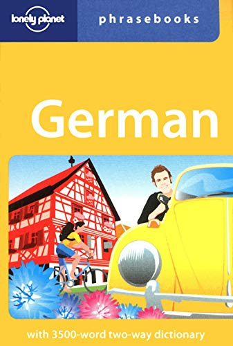 9781741793338: German (Phrasebooks)