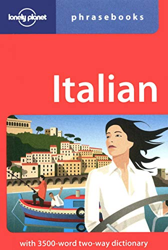 Lonely Planet Italian Phrasebook: Lonely Planet