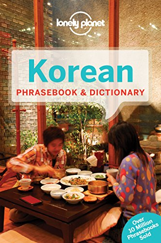 9781741793352: Lonely Planet Korean Phrasebook & Dictionary (Lonely Planet Phrasebooks)