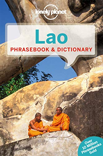 9781741793369: Lonely Planet Lao Phrasebook & Dictionary