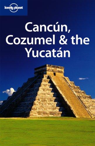 9781741794144: Cancun, Cozumel & the Yucatán (Country Regional Guides) [Idioma Inglés]