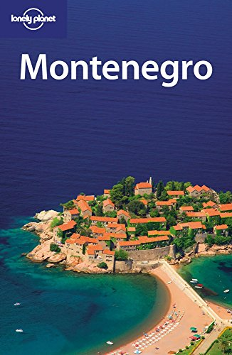 9781741794403: Montenegro (inglés) (Lonely Planet Country Guides)