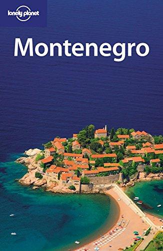 9781741794403: Lonely Planet Montenegro