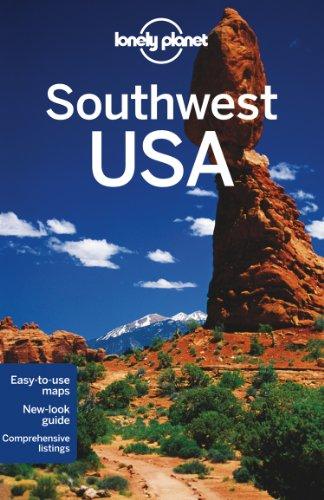 9781741794663: Southwest USA (Travel Guide)