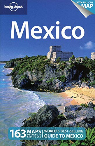 9781741794724: Lonely Planet Mexico, 12th Edition