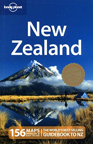 9781741794731: New Zealand 15 (Lonely Planet Country Guides)