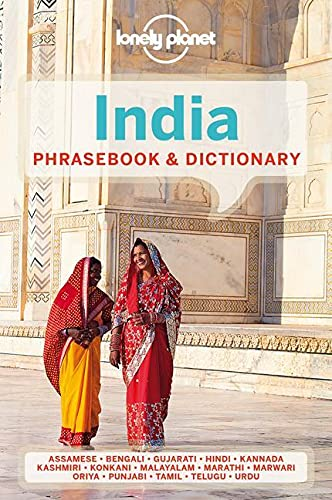 9781741794809: India Phrasebook & Dictionary - 2ed - Anglais